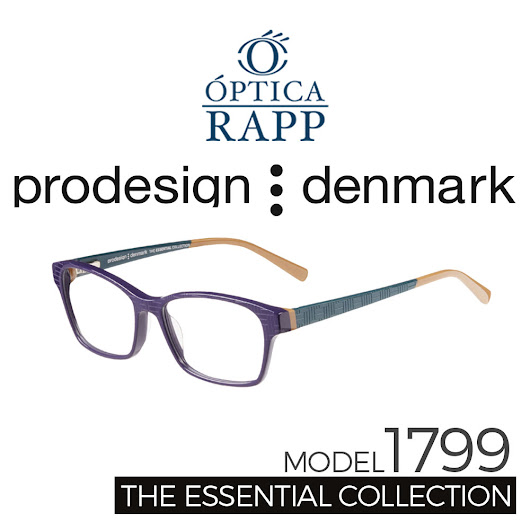 ProDesign Denmark – 1799, The Essential Collection — Óptica Rapp