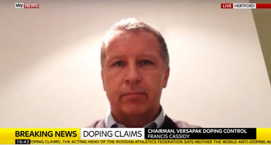 The Start of Change for Athletics? - Versapak Anti Doping