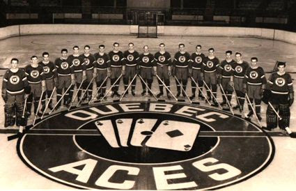 Quebec Aces 1948-49 team, Quebec Aces 1948-49 team