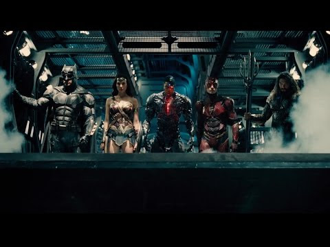 Justice League Trailer - My Two Cents Worth