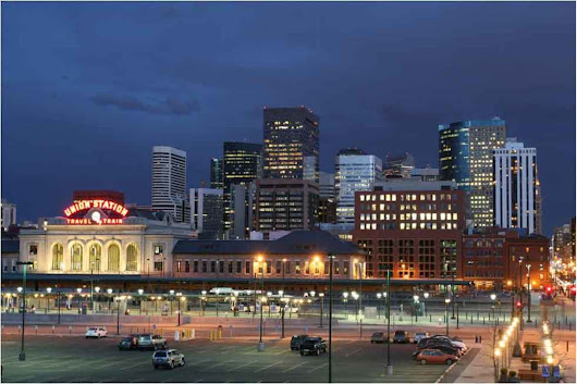 Denver is named 2nd best place to live in the United States