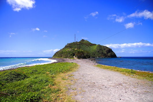 Uncommon Attraction: Skirting Two Seas at Scotts Head, Dominica