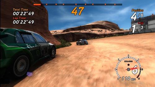 Sega Rally Online Arcade 6