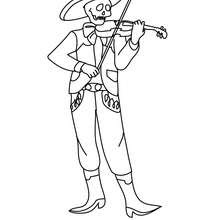 The Best Free Catrina Coloring Page Images Download From 13 Free