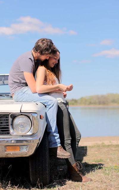 Amor e uma barragem