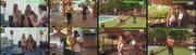 Vanessa Oliveira e Silvia Alberto sensuais no programa Danças do Mundo