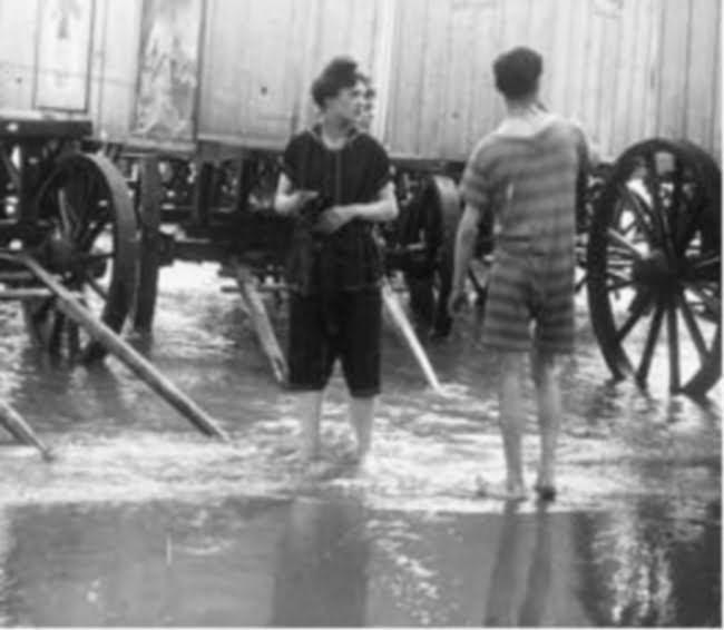 boulogne les bains 1910