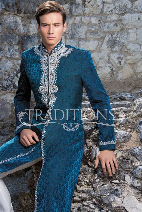 17 Best images about Wedding sherwani and Grooms sherwani