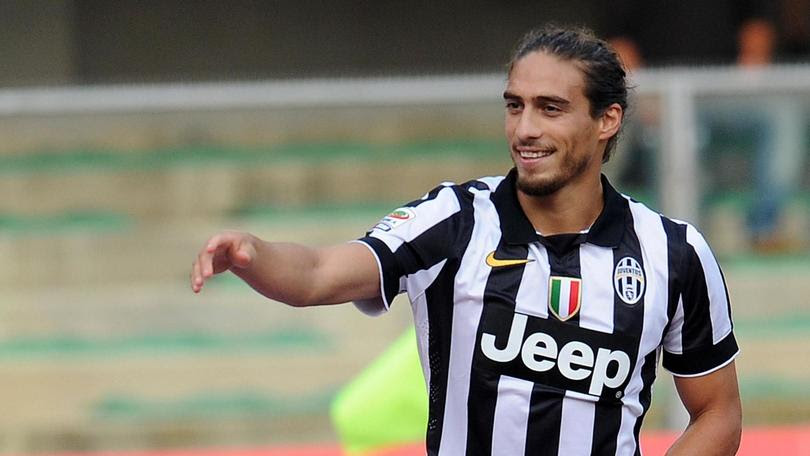 Image result for caceres juventus