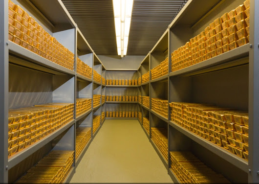 Germany brings home $28bn worth of gold reserves | MINING.com