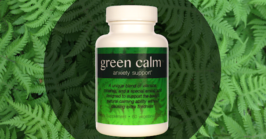 CLICK HERE to support Green Calm - The Supplement For Anxiety & Mood