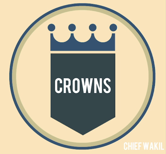 chief WaKiL Releases New Song 'Crowns'