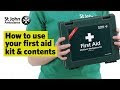 Emergency First Aid At Work Course St Johns Ambulance