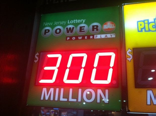 Powerball Lottery - Winning Numbers & Results