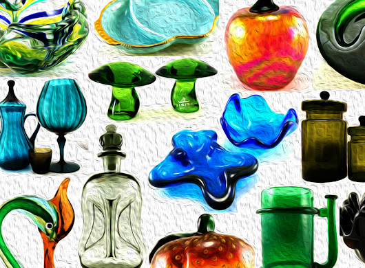 View All Glass Archives - Retro Art Glass