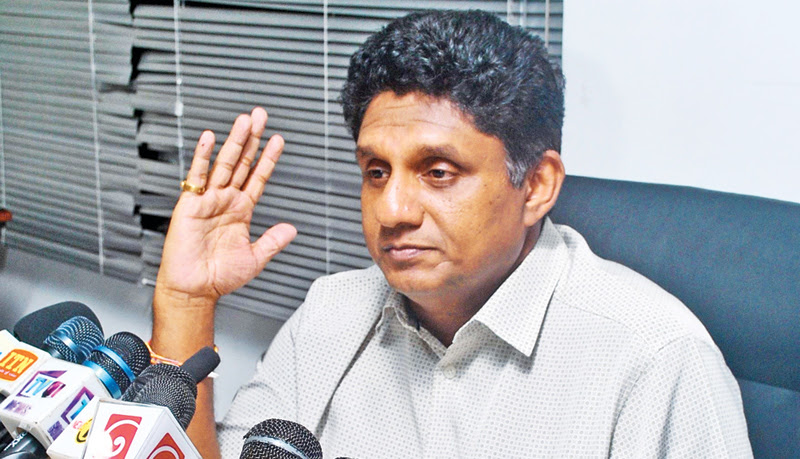 Impose death penalty for elephant hunters- Sajith
