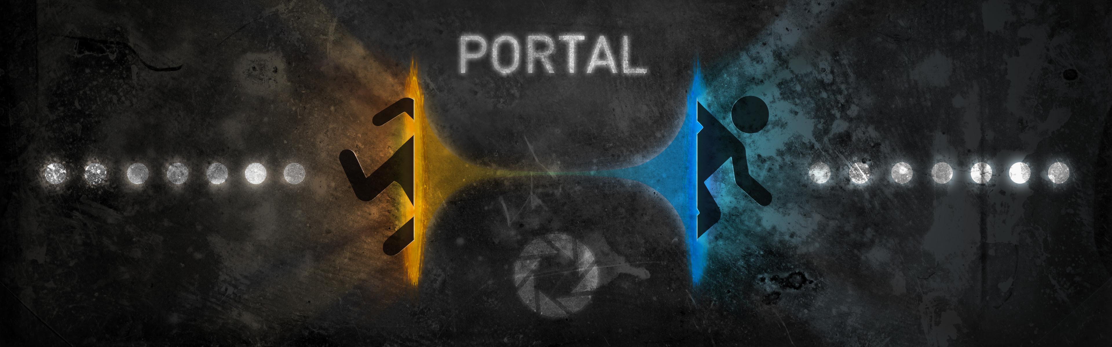 Portal Wallpaper Dual Screen 45 Images