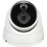 Swann NHD-886MSD Network Dome Camera - Outdoor, indoor - Weatherproof - 4K - Day/Night