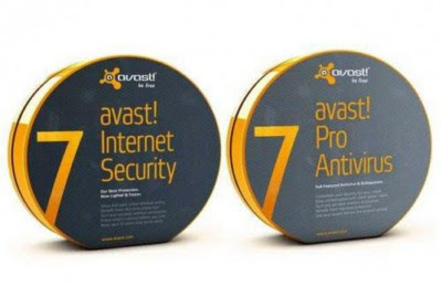 Avast! Antivirus Pro & Internet Security v7.0.1473 Final Incl License, Patch & Crack @ Only By THE RAIN