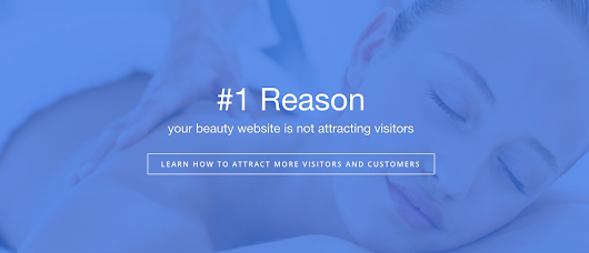 Number 1 reason your beauty website is not attracting visitors