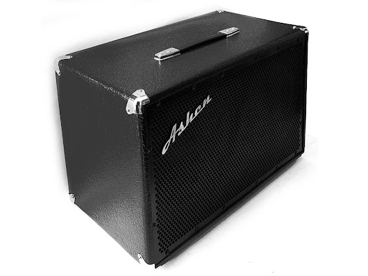 "Ashen Amps ""Little Grizzly II"" 2x10"" Lightweight Custom Bass Guitar Cabinet 350 Watts"