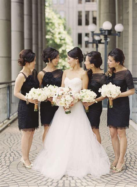 Black Tie Wedding Ideas that Dazzle   MODwedding