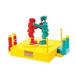 Mattel Games Ccx97 Rock 'em Sock 'em Fighting Robots Game, Ages 6 and Up