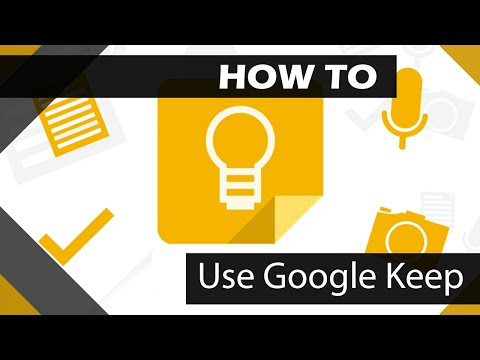 Google Keep - a must keep!
