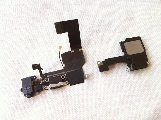 iPhone 5C disassembly stage 37