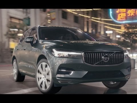 Introducing The New Volvo XC60 - YouTube