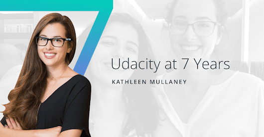 Seven Years of Student Success | Udacity