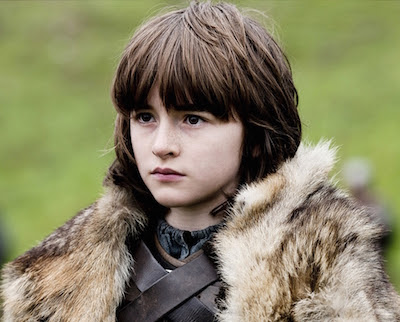 Bran | Game of Thrones | Tacky Harper's Cryptic Clues