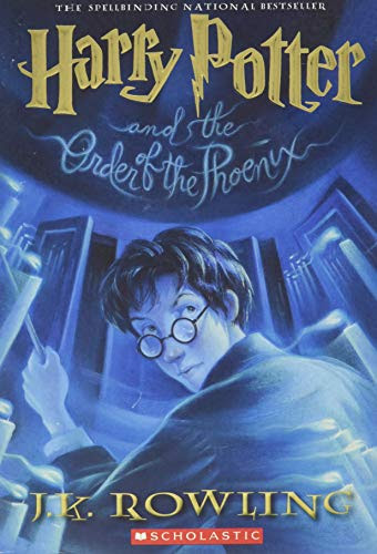 Harry Potter and the Order of the Phoenix :: J.K. Rowling