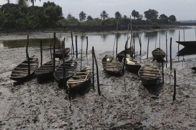 Illegal Oil Theft in Nigeria