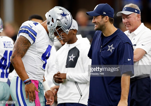 The Cowboys' Quarterback Dilemma: Dak or Romo?