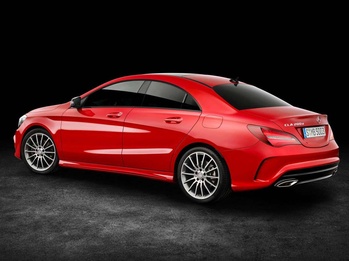 2019 MERCEDES BENZ CLA Class Coupe Lease Offers - Car ...