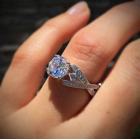 673 best images about Diamonds are a Girl's Best Friend on