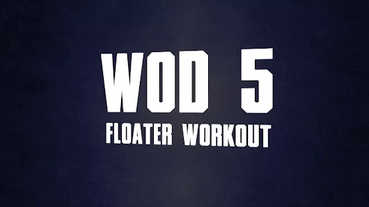 CompWOD Best of the Best WOD 5