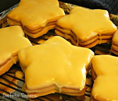 Starry Surprise Cookies