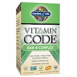Garden of Life - Vitamin Code Raw B-Complex, 60 capsules