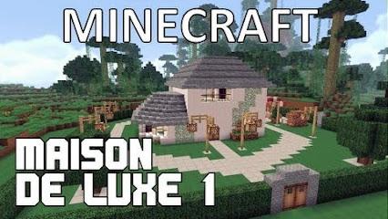 Jonathan delcour google - Minecraft comment faire une maison de luxe ...