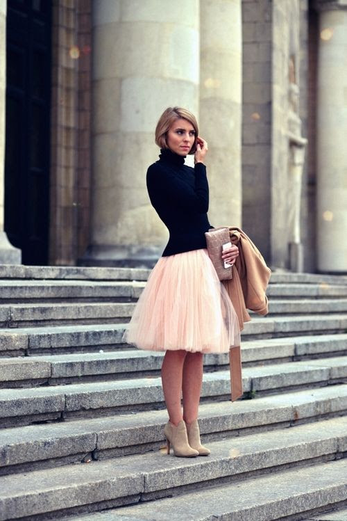 15 ways to wear tulle skirts 2019  become chic