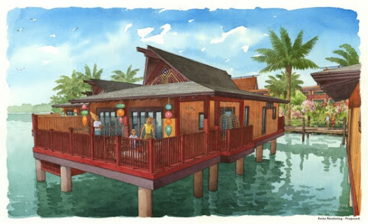 The Next Chapter in Disney's Polynesian Resort Story