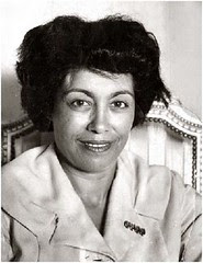 Dr. Hekmat Abu Zaid , first women minister in Egypt