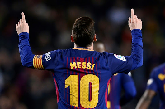 Messi scores in EU court battle to trademark name - World Soccer Talk