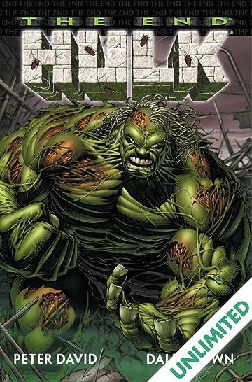 The Hulk The End Comic