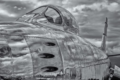 Fine-art aviation photography at Chino, CA - Planes of Fame airshow. Shot with the Fujifilm X-T1 ./ ...