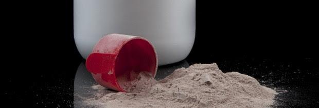 Whey protein: uso em excesso do suplemento pode trazer riscos (Foto: Think Stock)