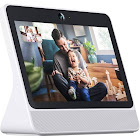 "Facebook - 10.1"" Portal with Alexa - Video Calling - White"