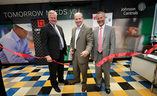 Johnson Controls, Lincoln Tech partnership hopes to draw new talent to industry